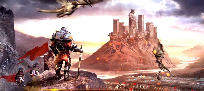 《阿瓦隆之王》大世界视频