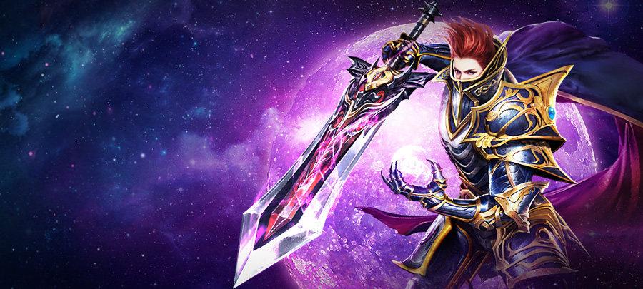 《大天使之剑H5》新职业:魔剑士破晓